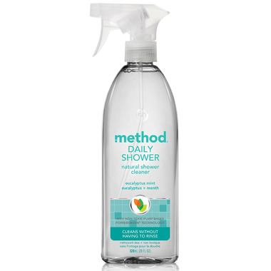 Method Daily Shower Spray Eucalyptus Mint