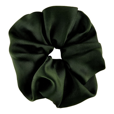 Kristin Ess Hair Oversized Scrunchie Emerald