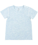 Nest Designs Basics Bamboo Cotton Short Sleeve T-Shirt Mist
