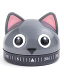 Kikkerland Kitchen Timer Kitty