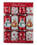 Walpert Christmas Characters Crackers