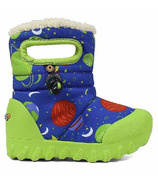 Bogs B-Moc Insulated Boots Space Blue Multi