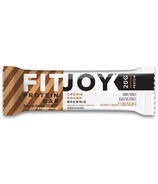 FitJoy Bar Cookie Dough Brownie