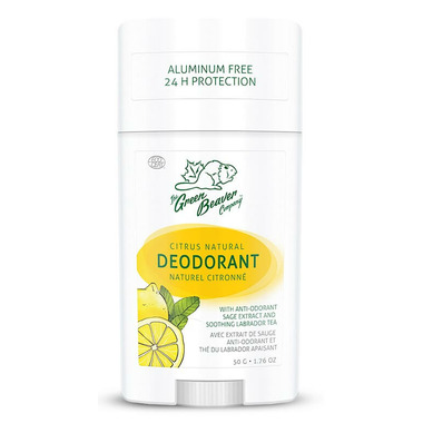 Green Beaver Natural Deodorant Citrus