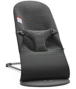 BabyBjorn Bouncer Bliss 3D Jersey Charcoal Grey