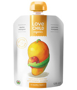 Love Child Organics Pouch Mangoes & Apples