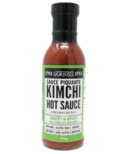 Seoul by Lucky Foods Kimchi Hot Sauce Sweet & Spicy