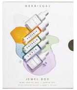 Herbivore Jewel Box Mini Facial Oil Serum Set
