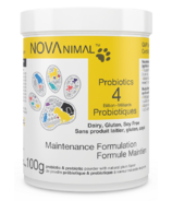 NOVA Probiotics Animal Maintenance 4 Billion CFU