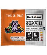 Herbaland Protein Gummies Halloween Limitied Edition Franken Fruit