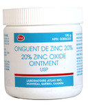 Atlas 20% Zinc Oxide Ointment