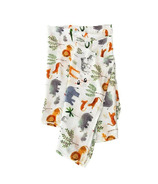 Loulou Lollipop Safari Jungle Swaddle