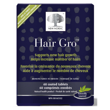 New Nordic Hair Gro