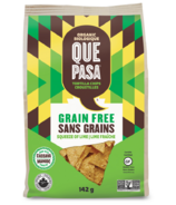 Que Pasa Grain Free Squeeze of Lime Tortilla Chips