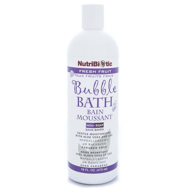 Nutribiotic Bubble Bath