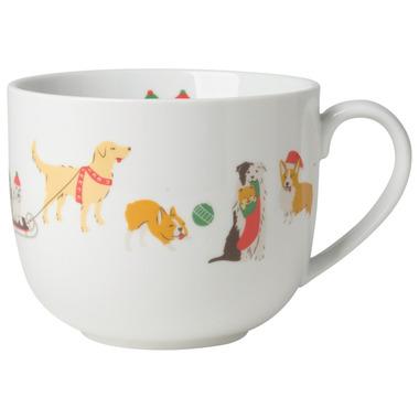 Now Designs Holiday Pups Mug