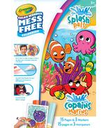 Crayola Colour Wonder Mess Free On the Go Pack Splash Pals