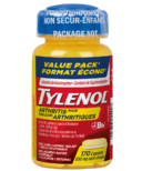 Tylenol Arthritis Pain Caplets Value Pack