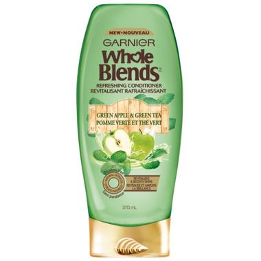 Garnier Whole Blends Green Apple Green Tea Refreshing Conditioner
