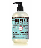 Mrs. Meyer's Clean Day Hand Soap Basil