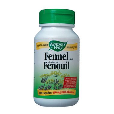 Nature\'s Way Fennel Seed