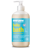 Everyone Baby Bath 3-in-1 Simply Unscented
