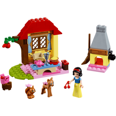 LEGO Juniors Disney Snow White\'s Forest Cottage