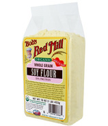 Bob's Red Mill Organic Whole Grain Soy Flour