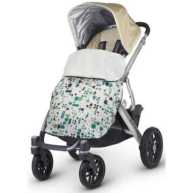 Uppa Baby Stroller Blankie Basil