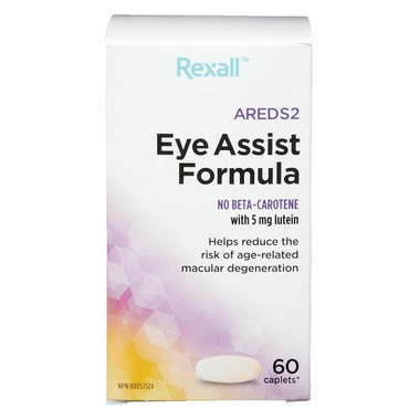 Rexall AREDS 2 Eye Care Formula