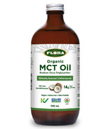FLORA Organic MCT Oil
