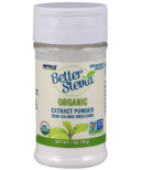 NOW Better Stevia Organic Extract Powder