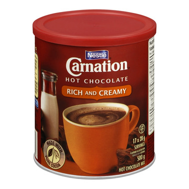 Carnation Rich & Creamy Hot Chocolate Mix