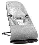 BabyBjorn Bouncer Balance Soft Silver & White Mesh