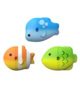 Jouet de bain poisson changeant de couleur Munchkin