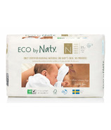 Eco by Naty Size N Diapers