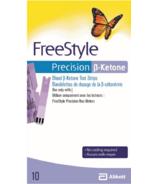 Freestyle Precision B-Ketone Test Stripes