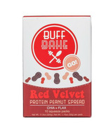 Buff Bake Peanut Butter Single Servings Red Velvet