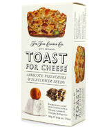 Fine Cheese Co. Apricot, Pistachio and Sunflower Seed Toast for Cheese