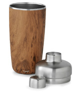 S'well Stainless Steel Shaker Set Teakwood