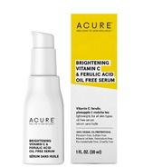 Acure Brightening Vitamin C & Ferulic Acid Serum