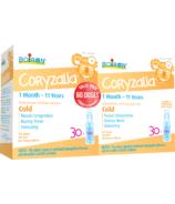 Boiron Coryzalia Children Bonus Pack