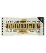 Thunderbird Real Food Bar Almond Apricot Vanilla