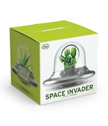 Fred And Friends Space Invader Plant Holder