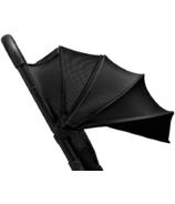Hamilton Extended Sun Canopy Black