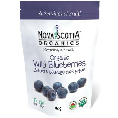 Nova Scotia Organics Organic Wild Blueberries