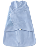 Halo Innovations SleepSack Swaddle Micro-Fleece Blue