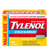 Tylenol Extra Strength Cold & Sinus Daytime Caplets