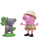 Peppa Pig Park Ranger Peppa & Koala