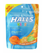 Halls Kids Vitamin C Pops